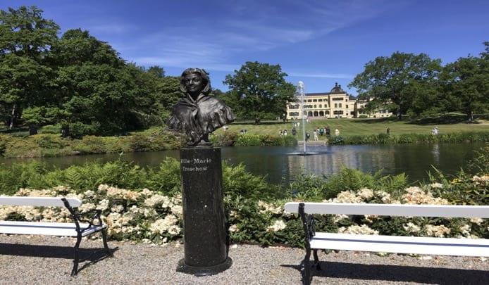 Report: Visit to Larvik